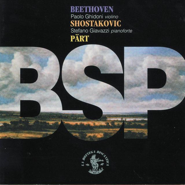 Beethoven | Shostakovič | Pärt