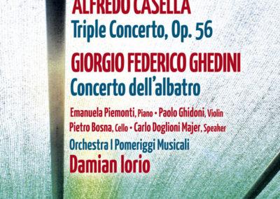 Alfredo Casella – Triple Concerto op.56