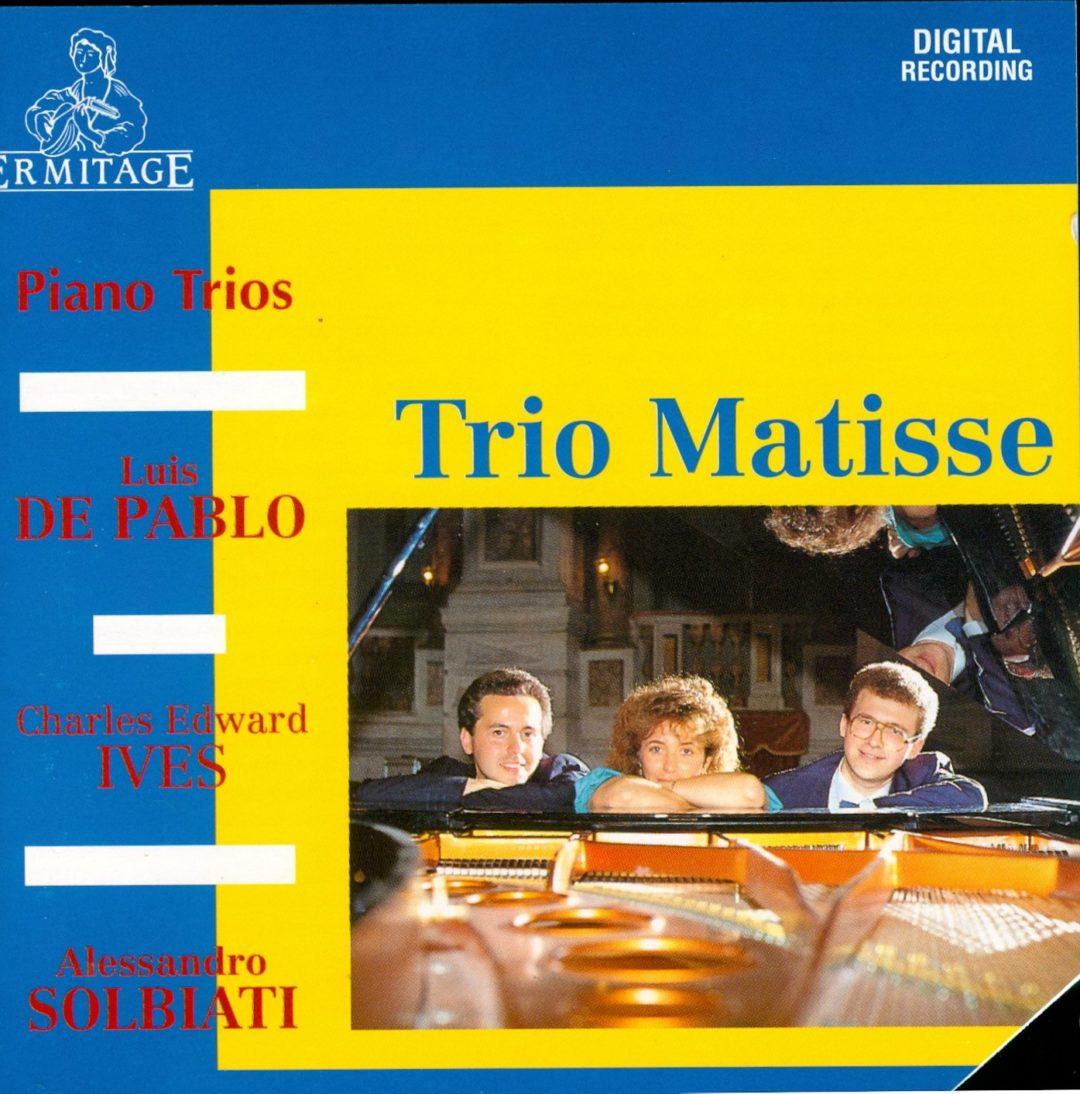 Trio Matisse – Piano trios