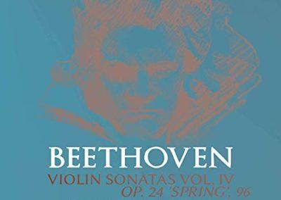 Beethoven: Violin Sonatas op. 24 , 96 – Vol. 4